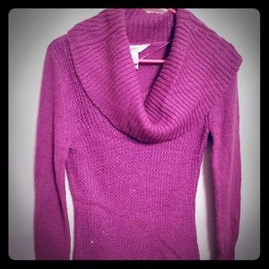 Candie's ♡ Sparkly Pink Sweater